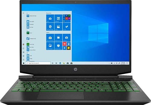 Best-Cheap-Laptop-for-Games-HP Gaming 15-EC0013DX