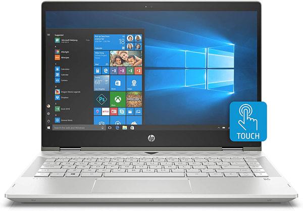 Best Laptop for Programming Under 500 - HP Pavilion-X360