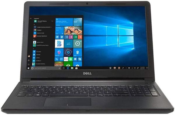 Dell Inspiron 15 3000 15.6 Inch HD Laptop