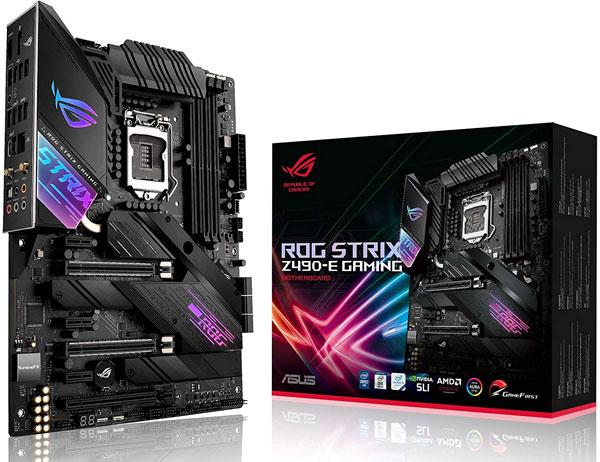 Asus ROG STRIX Z490-E GAMING ATX