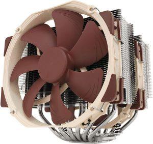 Noctua NH D15 - Best CPU Cooler for Overclocking -  Premium CPU Cooler