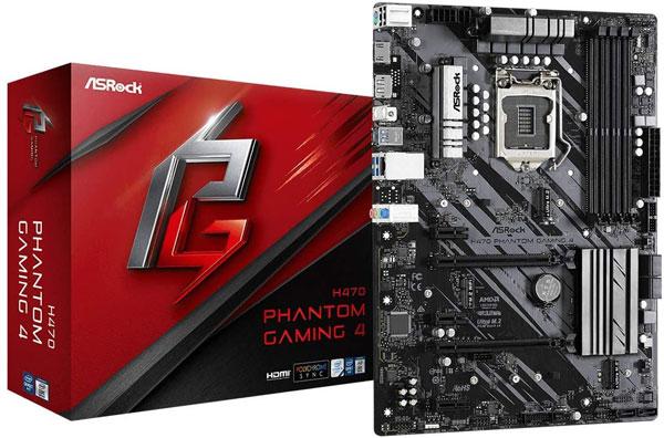 ASROCK H470 Phantom Gaming
